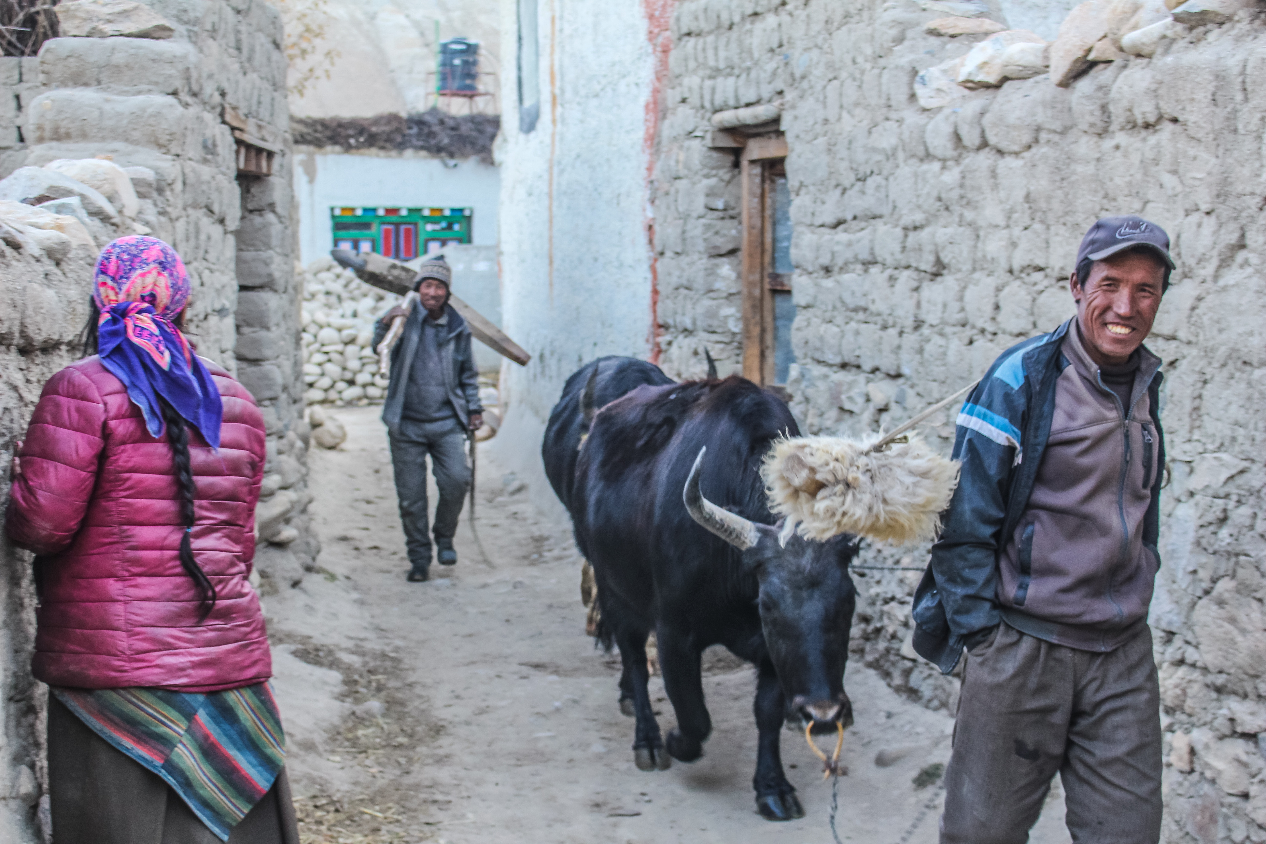 Upper Mustang Trek By Mountain People