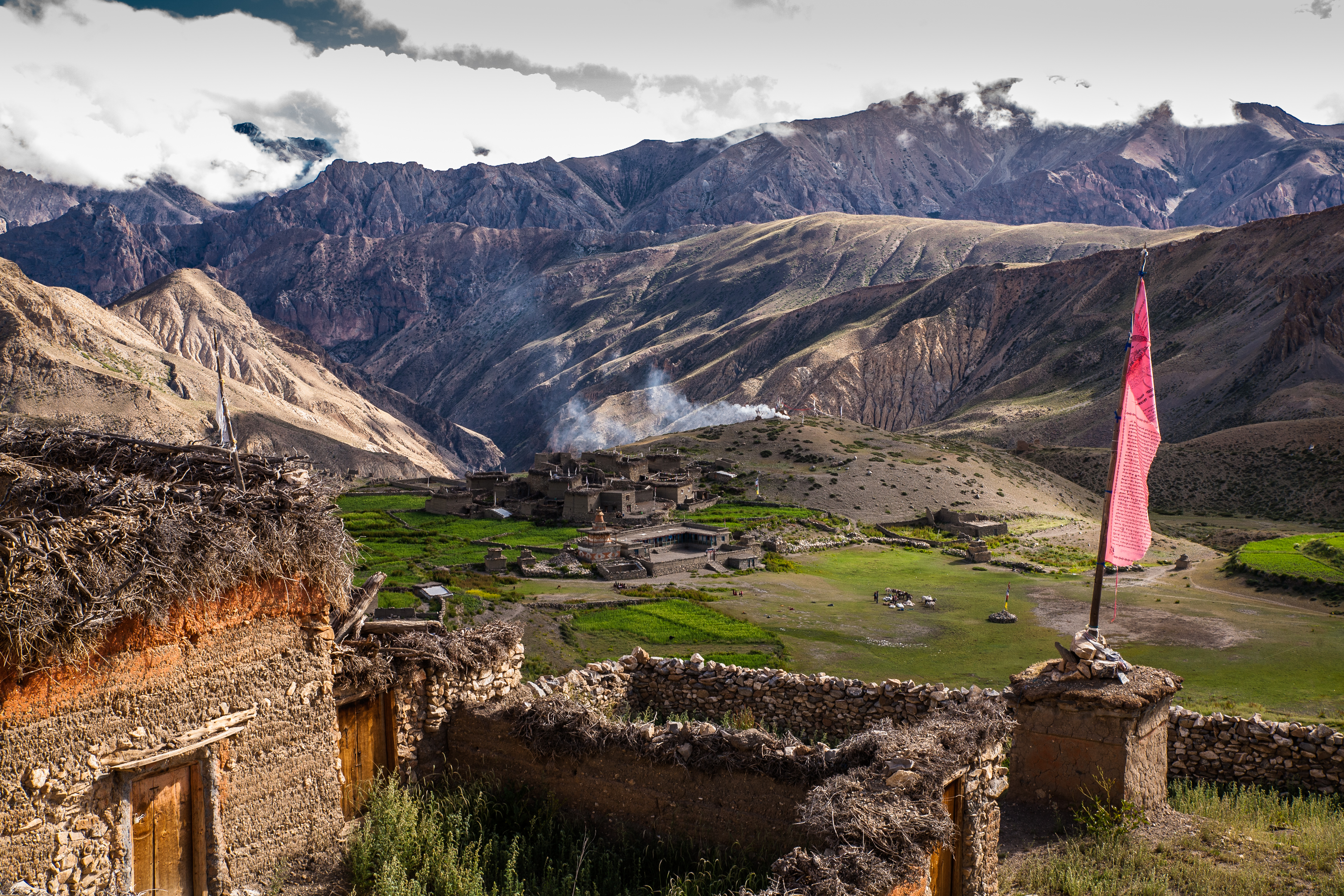 upper dolpo trek - Khomagaon by ErWin - By Mountain People