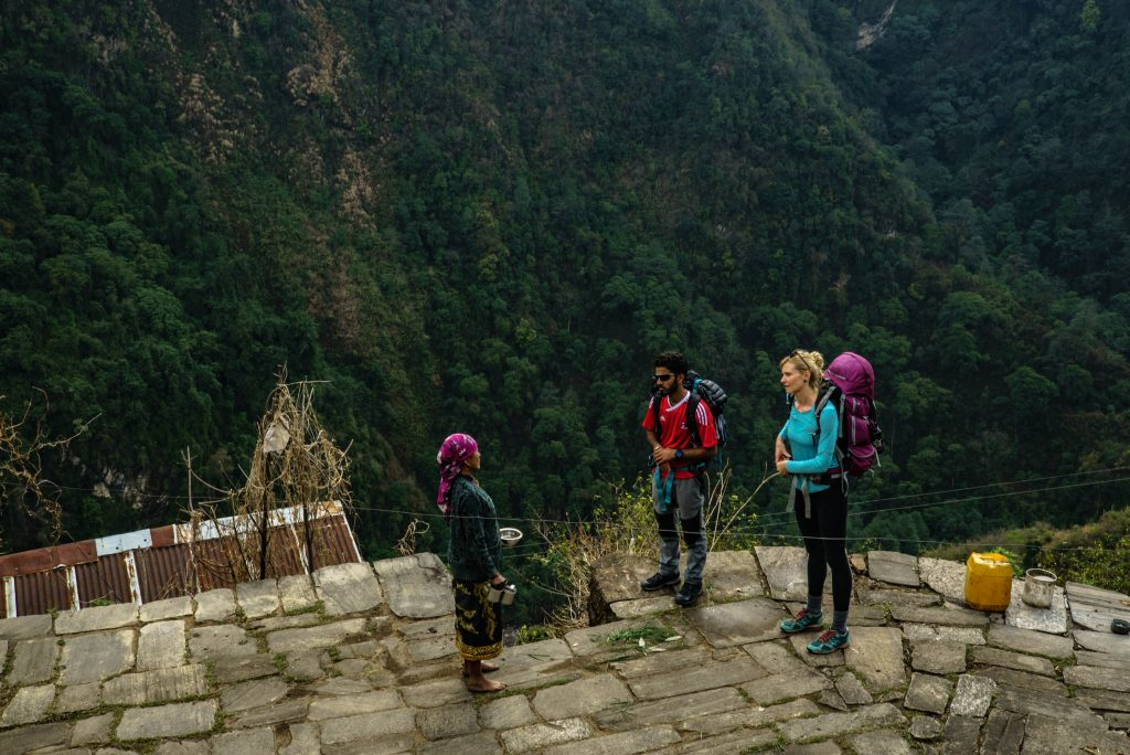Poon Hill sunrise trek by Charlie Cohn - By Mountain People