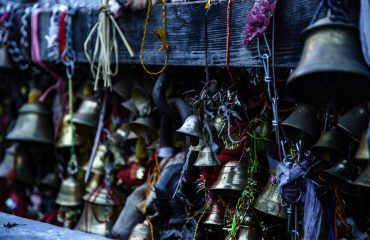 Bells at Muktinath Temple
