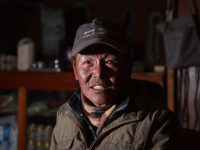 Owner of Makalu lodge by Petr M.