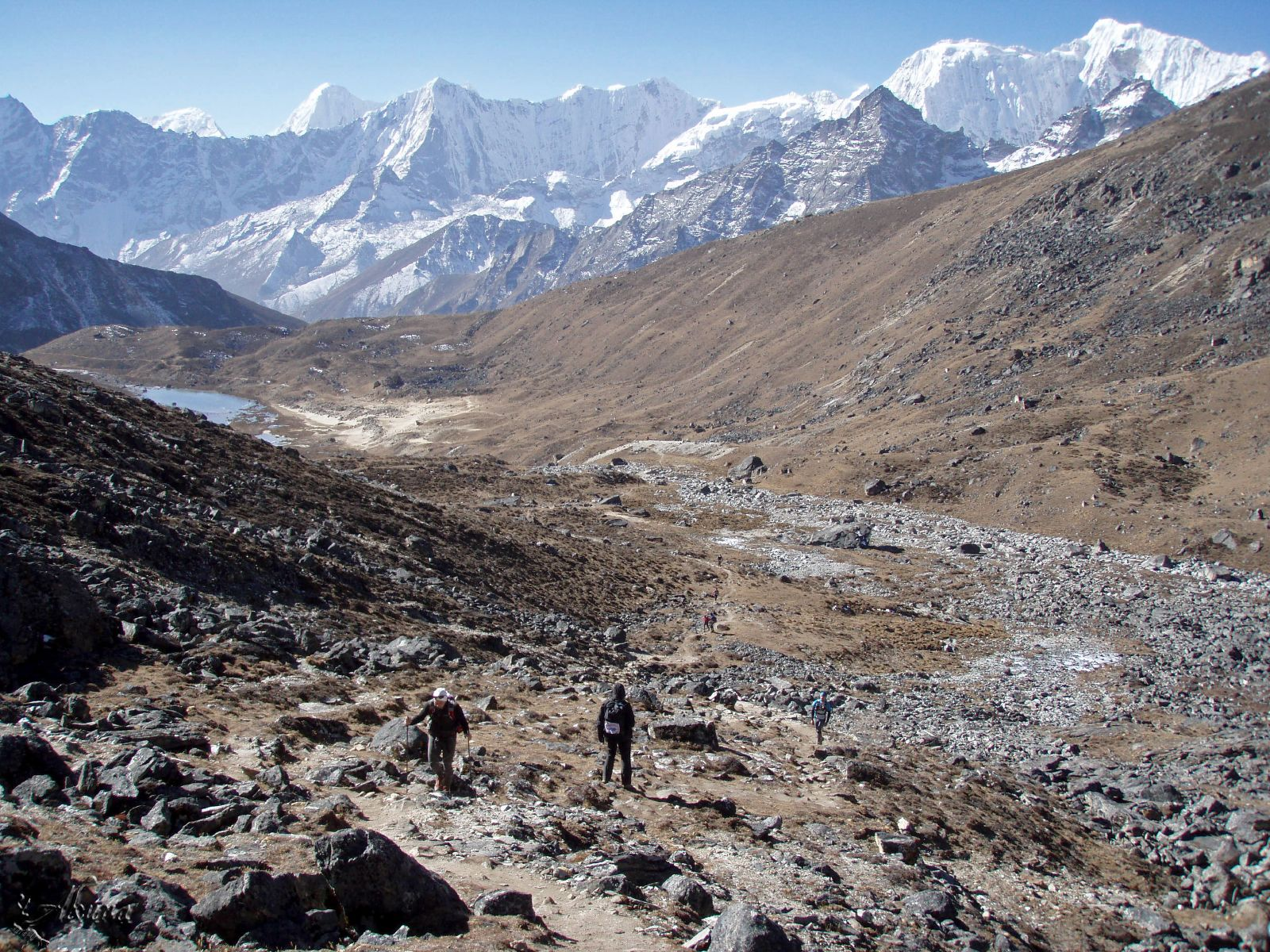 Klassieke Everest Basecamp Trek By Mountain People